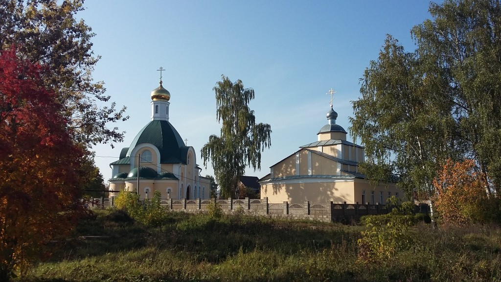 Храм святителя и Чудотворца Николая п. Яр